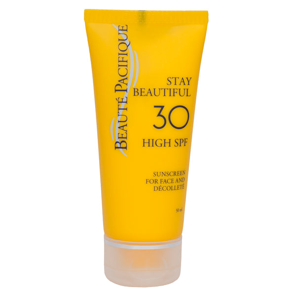 STAY BEAUTIFUL HIGH SPF 30