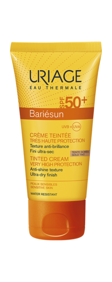 BARIESUN GOLD TINTED CREAM SPF 50