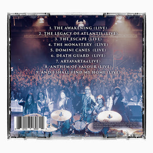 Live in Wroclaw - CD (signed) + Digital Album