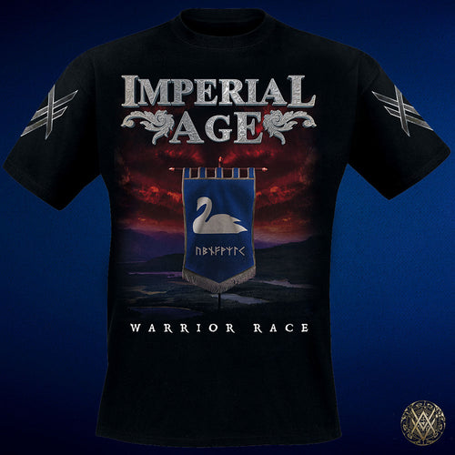 Warrior Race t-shirt