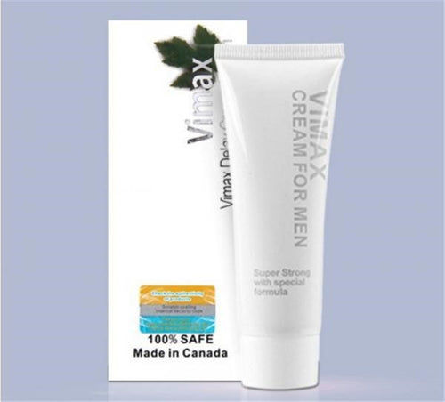 Vimax Delay Cream