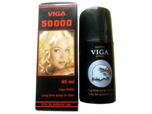 Super Viga 50000 Delay Spray