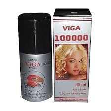 Super Viga 100000 Delay Spray