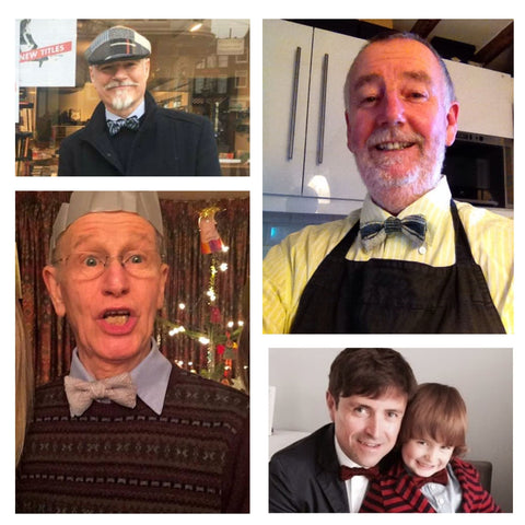 Dads in Bow Ties