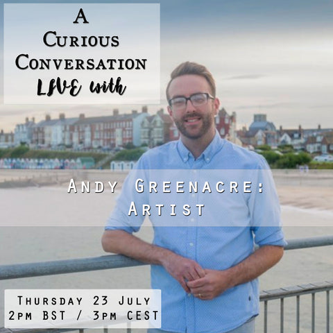 Curious Conversation with Andy Greenacre