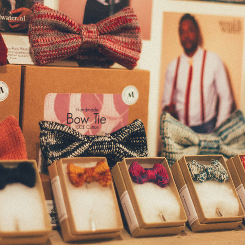 Bow Ties and Lapel Pins
