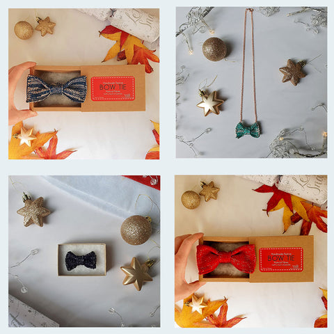 Great Gatsby Festive Bow Tie Collection