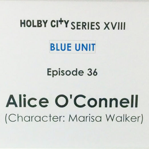 Holby City Alice O'Connell
