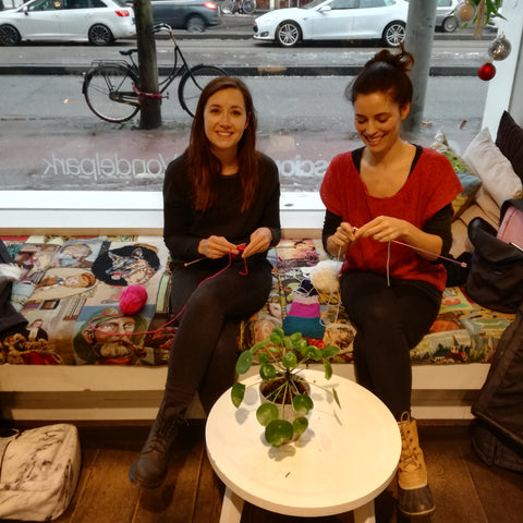 Knitting Lessons Amsterdam