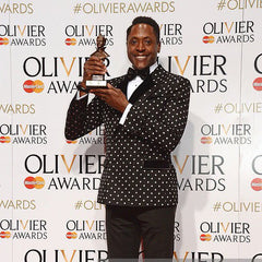 Matt Henry Laurence Olivier Award Winner