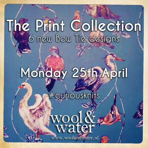 Wool & Water Print Collection