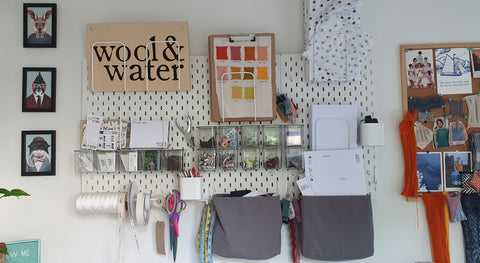 Wool & Water Garden Studio