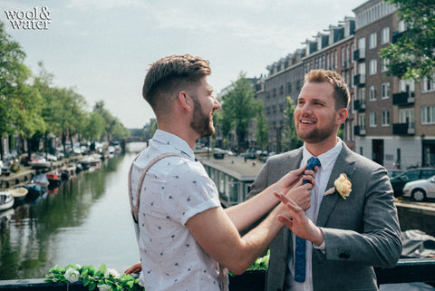 Wool & Water Wedding Amsterdam