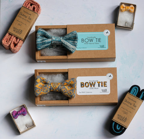 Bow Ties, Ties and Bow Tie Pins