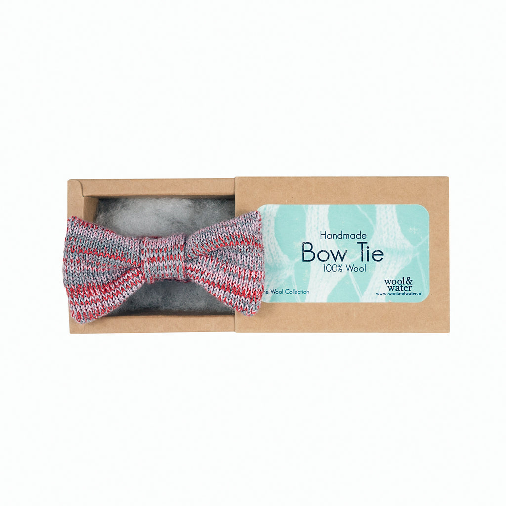 Bow Tie: Red Mix