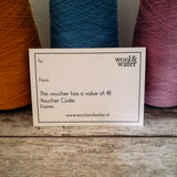 Knitting Lesson Course Gift Voucher (Group Classes)