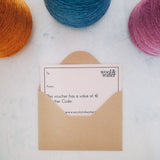 Knitting Lesson Course Gift Voucher (Private Classes)