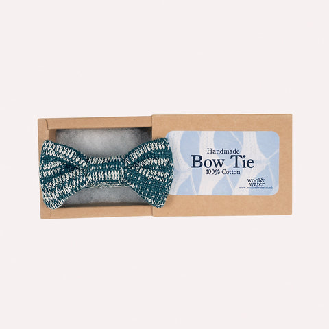 Bow Tie: Green Marl