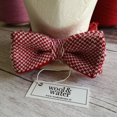Wool & Water Butterfly Bow Tie