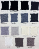 Black and White Swatches