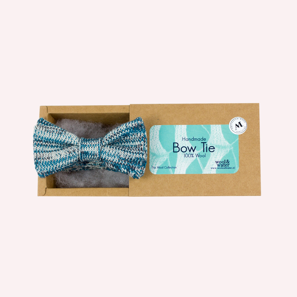 Bow Tie: Teal Mix