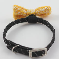 Wool & Whiskers Cat Bow Tie