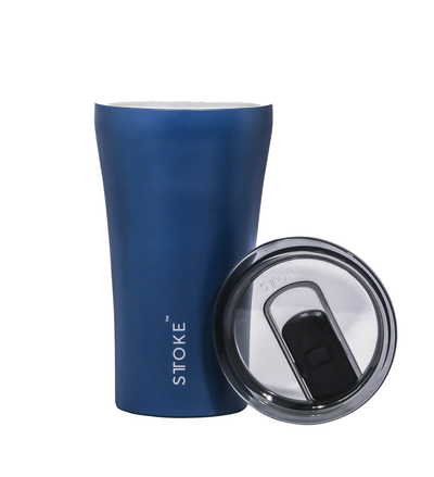 STTOKE - The World's First Shatterproof Reusable Cup