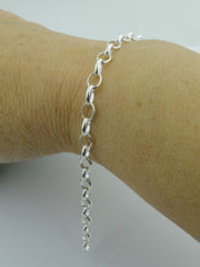 "Optional Belcher 7.5"" bracelet"