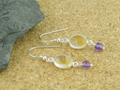 Citrine Delight earrings