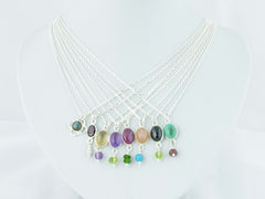 Delighted necklaces Collection from Jewellery by Linda