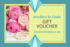Jewellery by Linda Gift Voucher for when you just can't decide