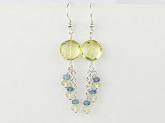 Lemon Sherbet Earrings