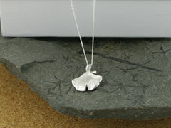 Sterling Silver Jewellery by Linda Ginko Charm Necklace