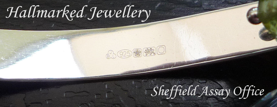 hallmarked sterling silver gifts for her