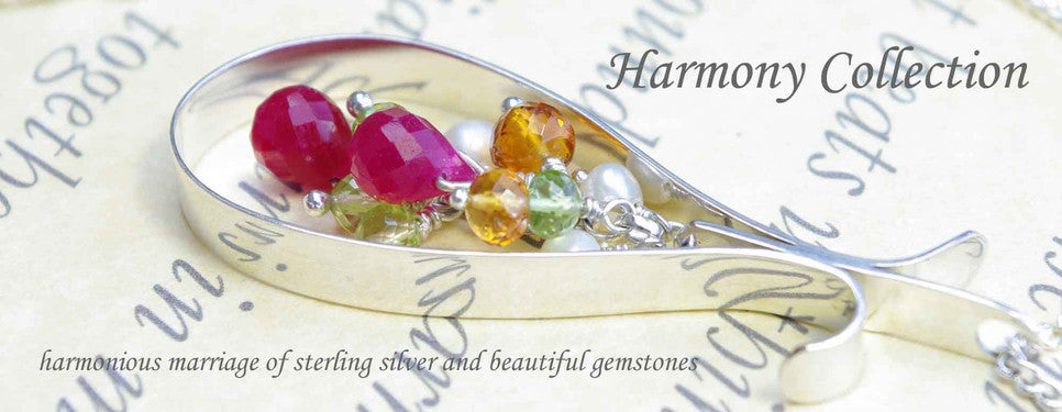 sterling silver handmade jewellery gifts for her