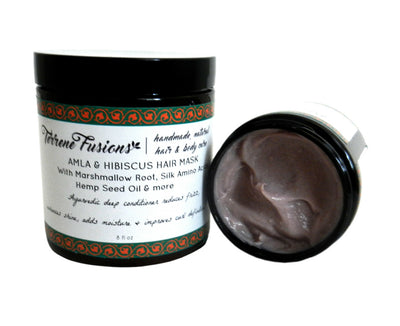 Amla & Hibiscus Hair Mask