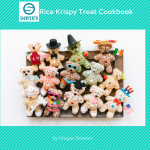 Rice Krispy Digital Recipe Cookbook (Digital Download)