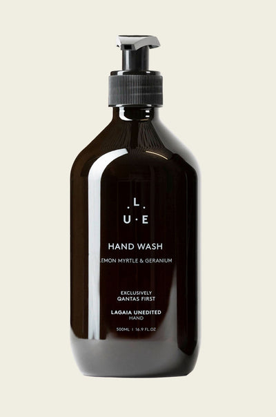 Qantas Hand Wash • 500mL - LaGaia Unedited
