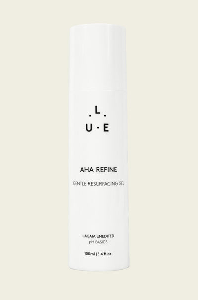 AHA Refine Gel • 100mL - LaGaia Unedited