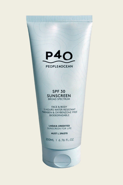 SPF30 Sunscreen • 200mL - LaGaia Unedited