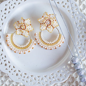 Lirio earrings (click for more colors)