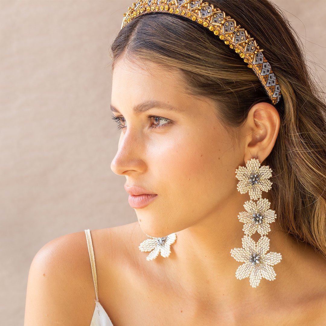Flores Altea Earrings
