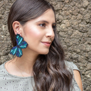 Butterfly earrings (click for more colors)