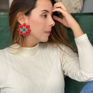 Marseille earrings (click for more colors)