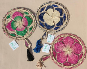 Jessica Hand Fan (click for more colors)