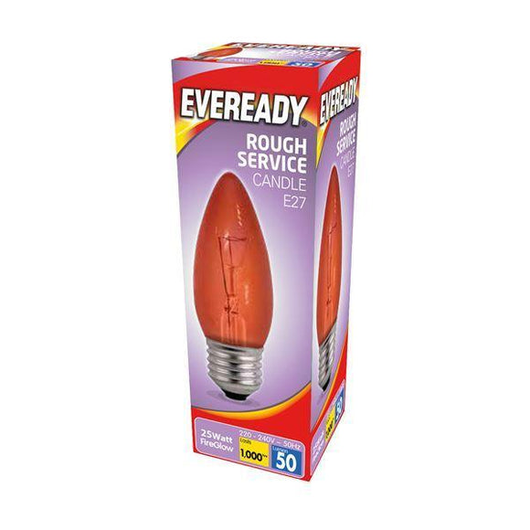 EVEREADY FIREGLOW CANDLE 25W E27 (ES)
