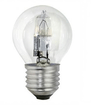 28w Clear Golfball Halogen ES / E27 cap - Beachcomber Lighting