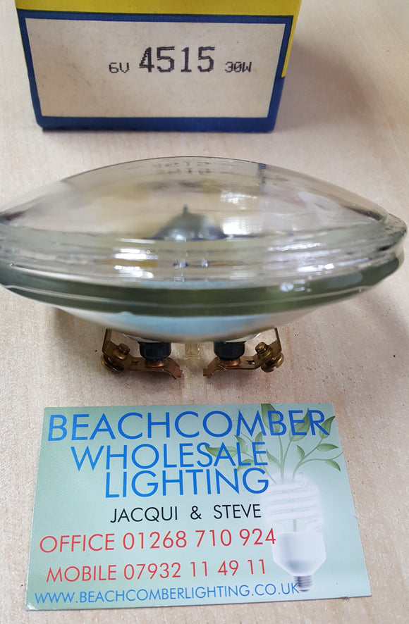 PAR36 PIN SPOT 6v / 30w - Beachcomber Lighting
