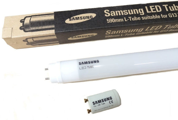 2FT LED Tubes 10W Cool White 4k by Samsung - Beachcomber Lighting