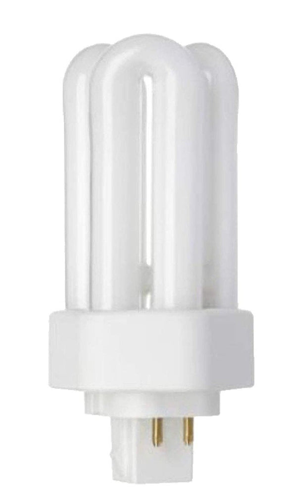 13w 4 Pin Triple CFL Lamp GX24q-1 Cool White - Beachcomber Lighting